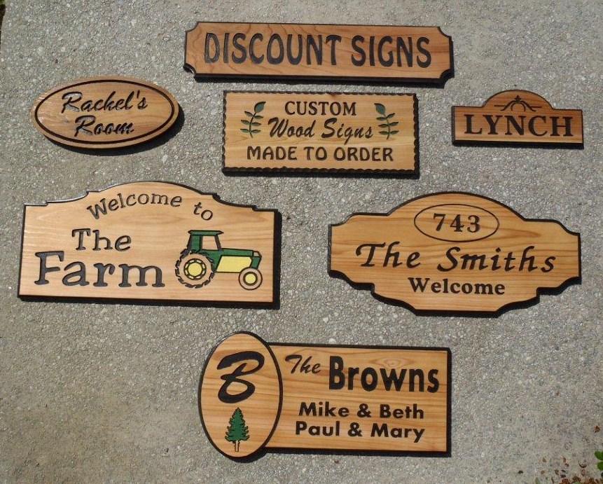 PDF DIY Custom Wood Signs Download Craftsman Dining Table